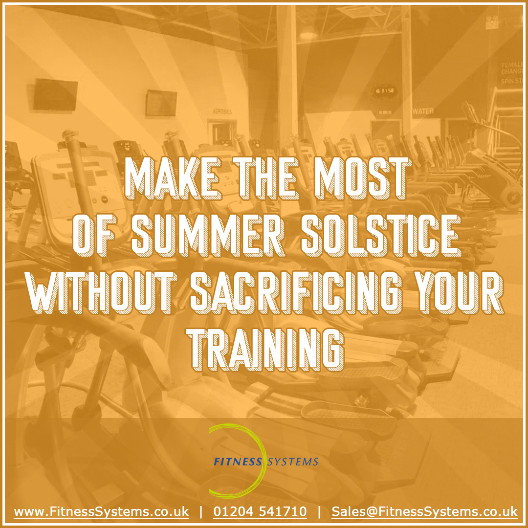 Make The Most Of Summer Solstice Without Sacrificing Your Training